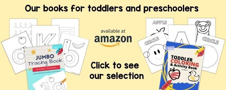 Best toddler and preschooler activity books