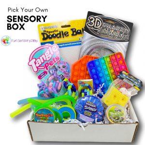 Fidget Box Sensory Toys Canada USA