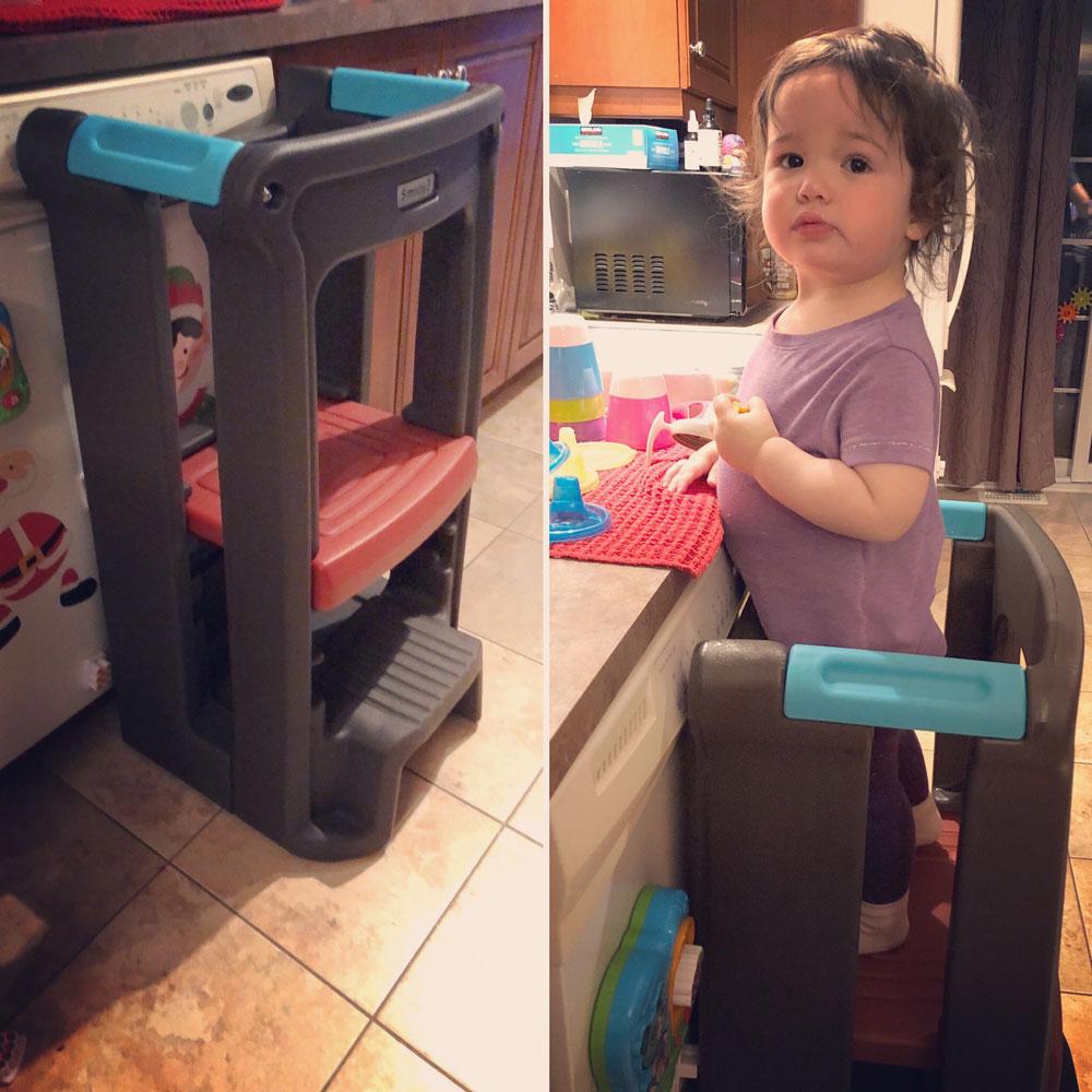 Simplay3 Toddler Step