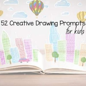 Kids Drawing Prompts