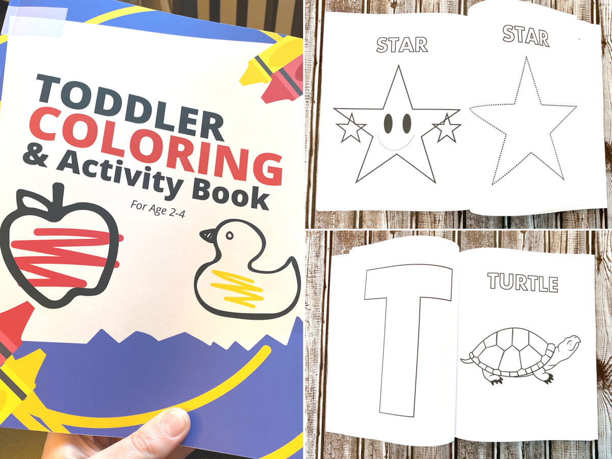 Best Toddler Coloring Book