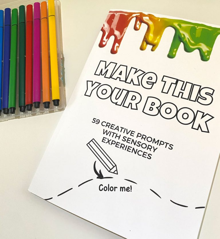Create this book creative prompts